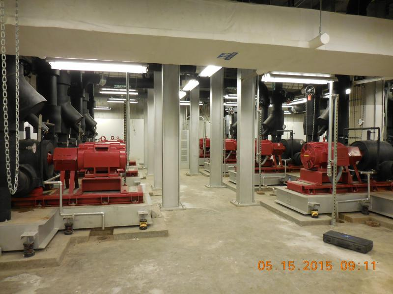 BAHA MAR - PRIMARY CHW PUMPS AT CUP